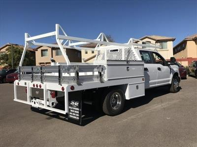 2019 F-350 Crew Cab DRW 4x2,  Scelzi CTFB Contractor Body #KEC52403 - photo 2