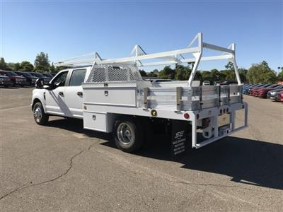 2019 F-350 Crew Cab DRW 4x2,  Scelzi CTFB Contractor Body #KEC52403 - photo 4