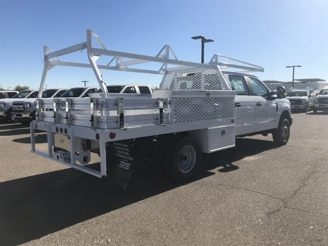 2019 F-350 Crew Cab DRW 4x4,  Scelzi CTFB Contractor Body #KEC84257 - photo 2