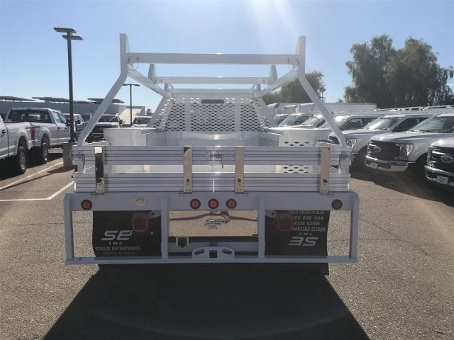 2019 F-350 Crew Cab DRW 4x4,  Scelzi CTFB Contractor Body #KEC84257 - photo 5