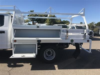 2019 F-350 Crew Cab DRW 4x4,  Scelzi CTFB Contractor Body #KEC84257 - photo 4