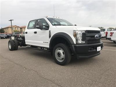 2019 F-550 Crew Cab DRW 4x4,  Cab Chassis #KED40073 - photo 1