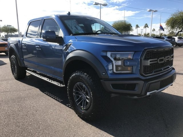 2019 F-150 SuperCrew Cab 4x4,  Pickup #KFA81132 - photo 1