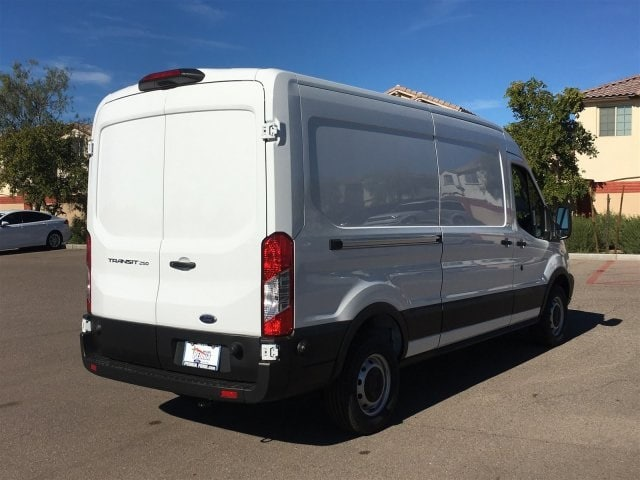 2019 Transit 250 Med Roof 4x2,  Empty Cargo Van #KKA28567 - photo 5