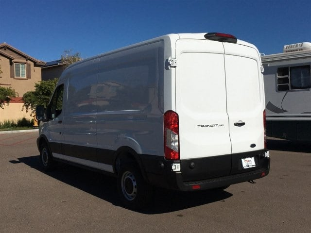 2019 Transit 250 Med Roof 4x2,  Empty Cargo Van #KKA28567 - photo 4