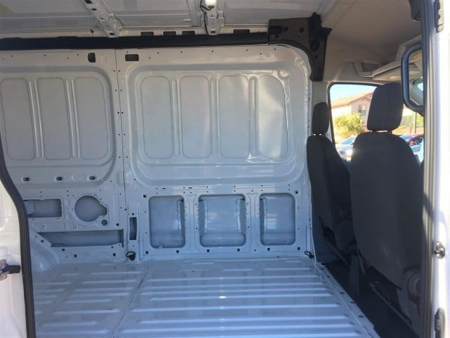 2019 Transit 250 Med Roof 4x2,  Empty Cargo Van #KKA28577 - photo 9