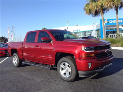 2018 Silverado 1500 Crew Cab 4x4 Pickup #CJ161180 - photo 1