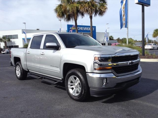 2018 Silverado 1500 Crew Cab Pickup #CJ165104 - photo 1