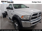 2017 Ram 5500 Regular Cab DRW 4x4, Cab Chassis #DOT70446 - photo 1
