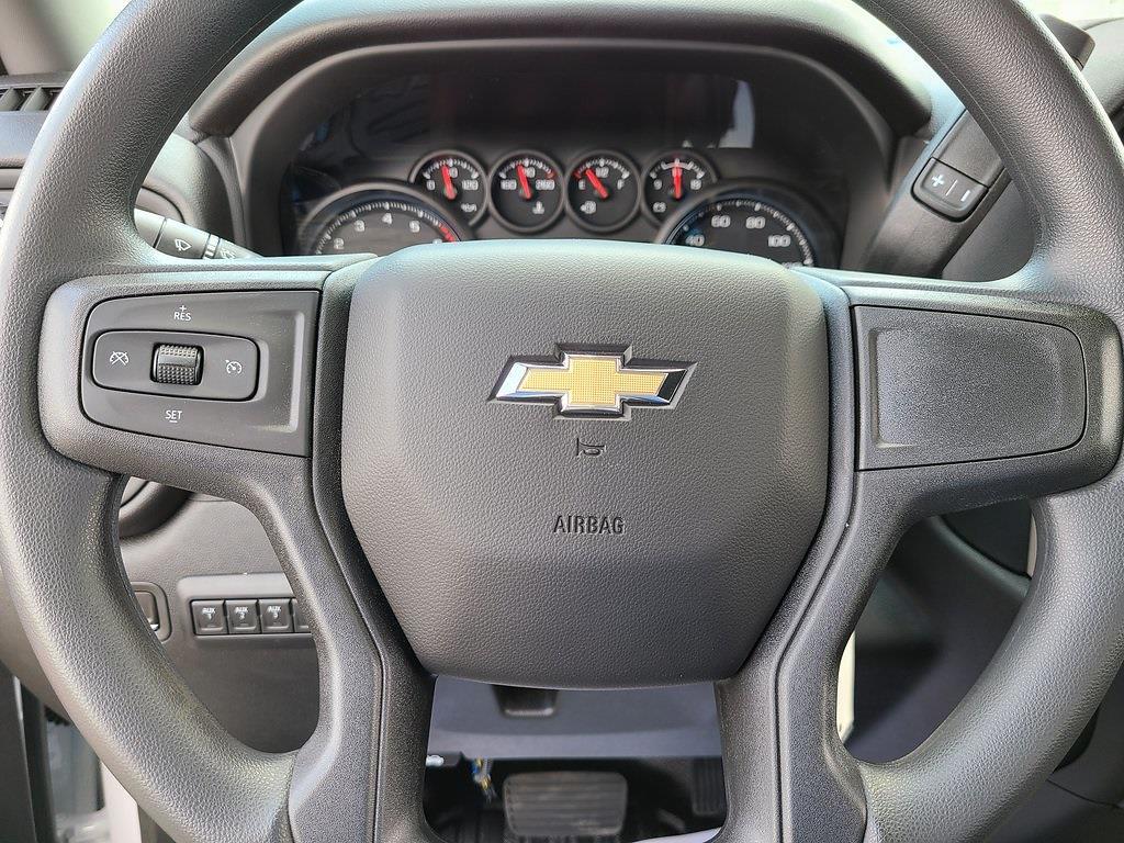 2021 Chevrolet Silverado 3500 Regular Cab 4x4, Knapheide Steel Service Body #F11244 - photo 8