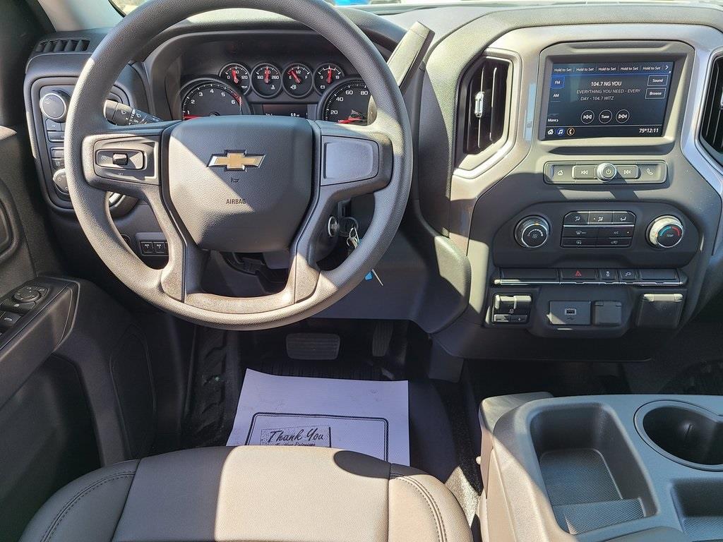 2020 Chevrolet Silverado 3500 Crew Cab DRW 4x4, Reading Service Body #F8688 - photo 13