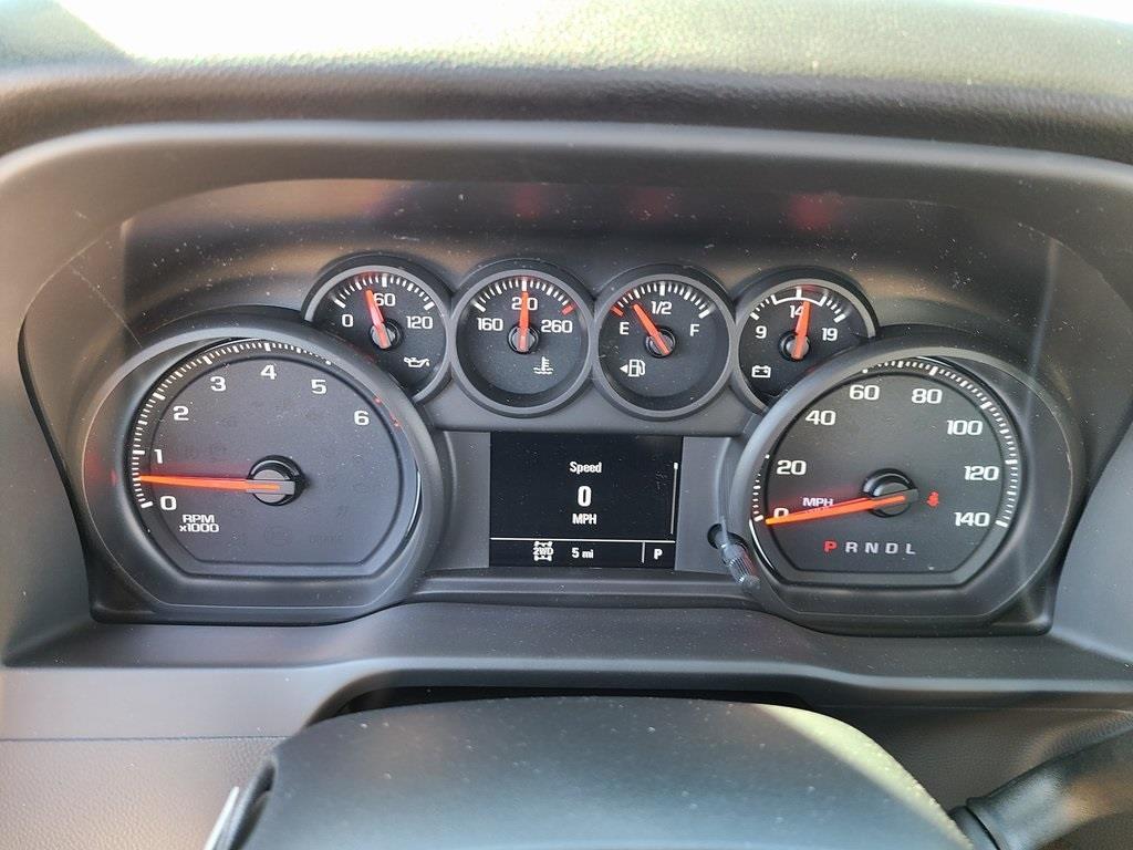 2020 Chevrolet Silverado 3500 Crew Cab DRW 4x4, Reading Service Body #F8688 - photo 16