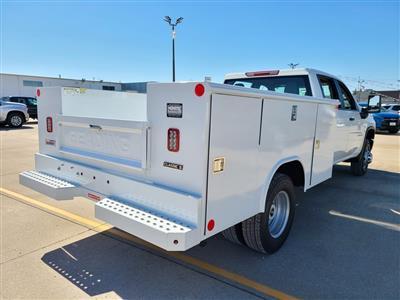 2020 Chevrolet Silverado 3500 Crew Cab DRW 4x4, Reading Service Body #F8688 - photo 6