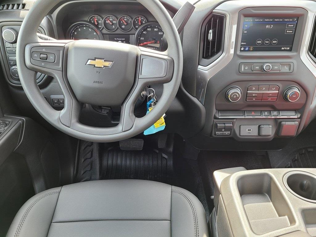 2020 Chevrolet Silverado 3500 Crew Cab DRW 4x4, Reading Service Body #F8689 - photo 13