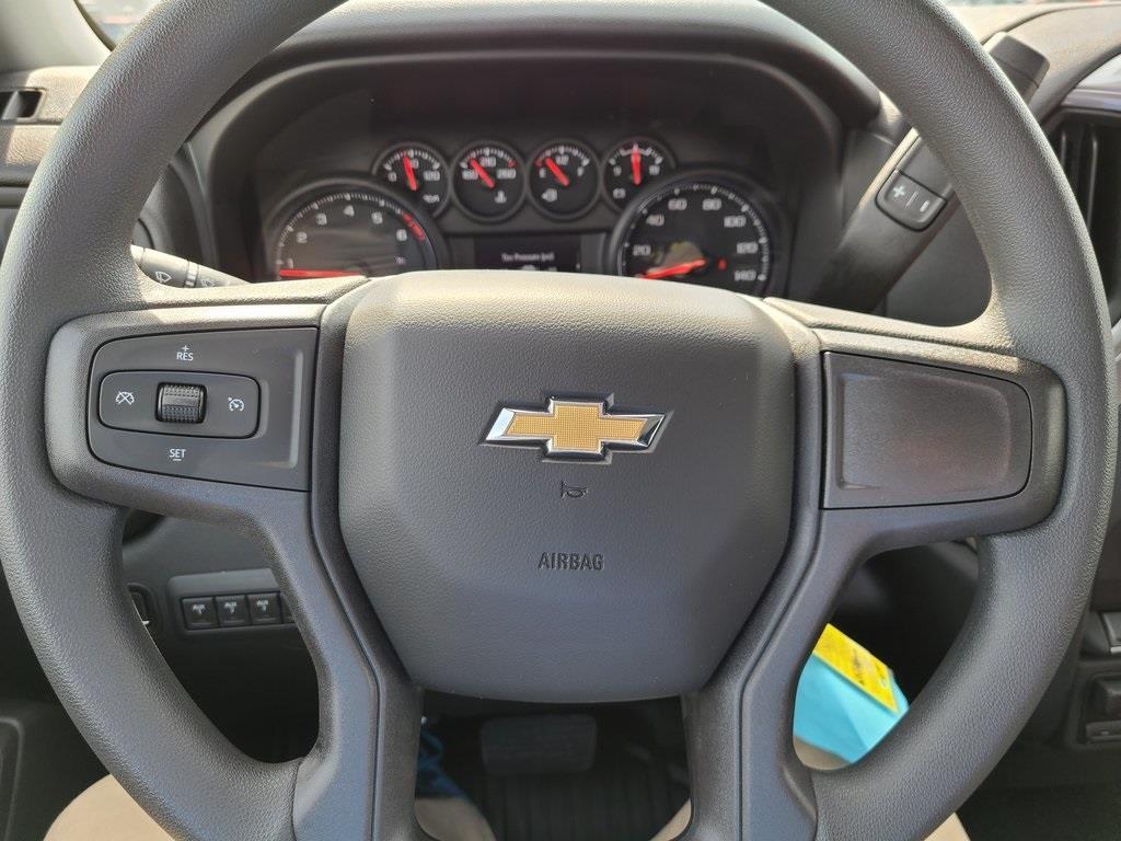 2020 Chevrolet Silverado 3500 Crew Cab DRW 4x4, Reading Service Body #F8689 - photo 14
