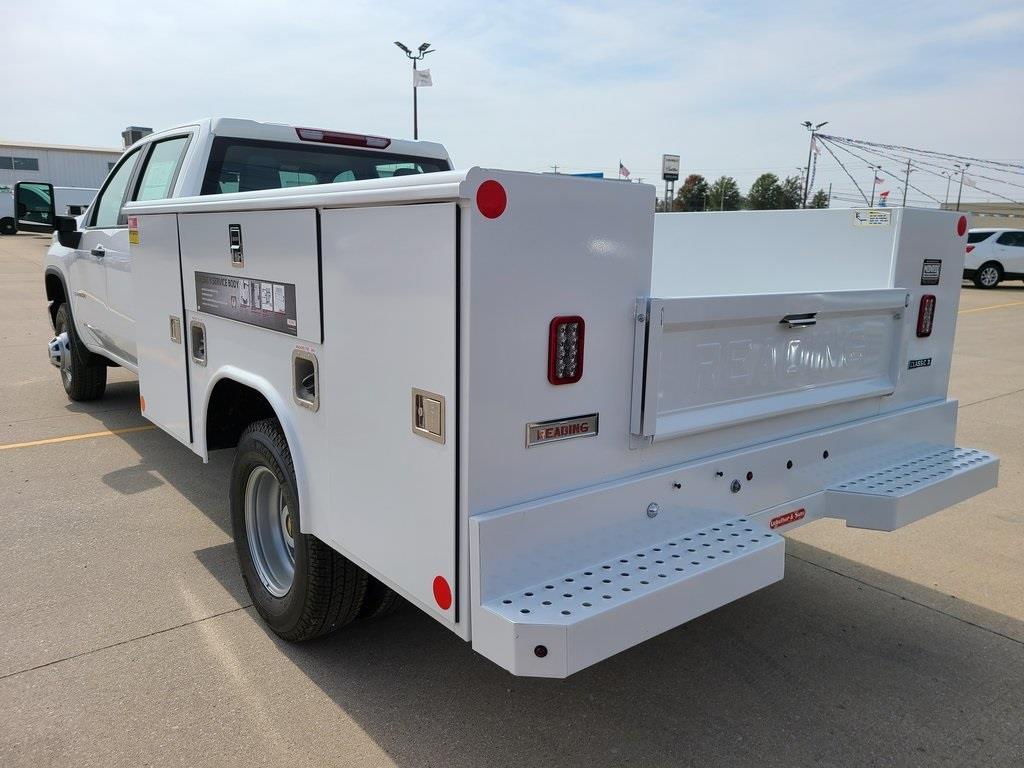 2020 Chevrolet Silverado 3500 Crew Cab DRW 4x4, Reading Service Body #F8689 - photo 2