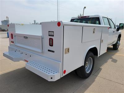 2020 Chevrolet Silverado 3500 Crew Cab DRW 4x4, Reading Service Body #F8689 - photo 6