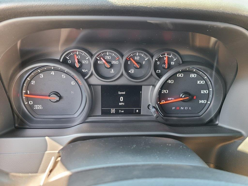 2020 Chevrolet Silverado 3500 Crew Cab DRW 4x4, Reading Service Body #F8690 - photo 16