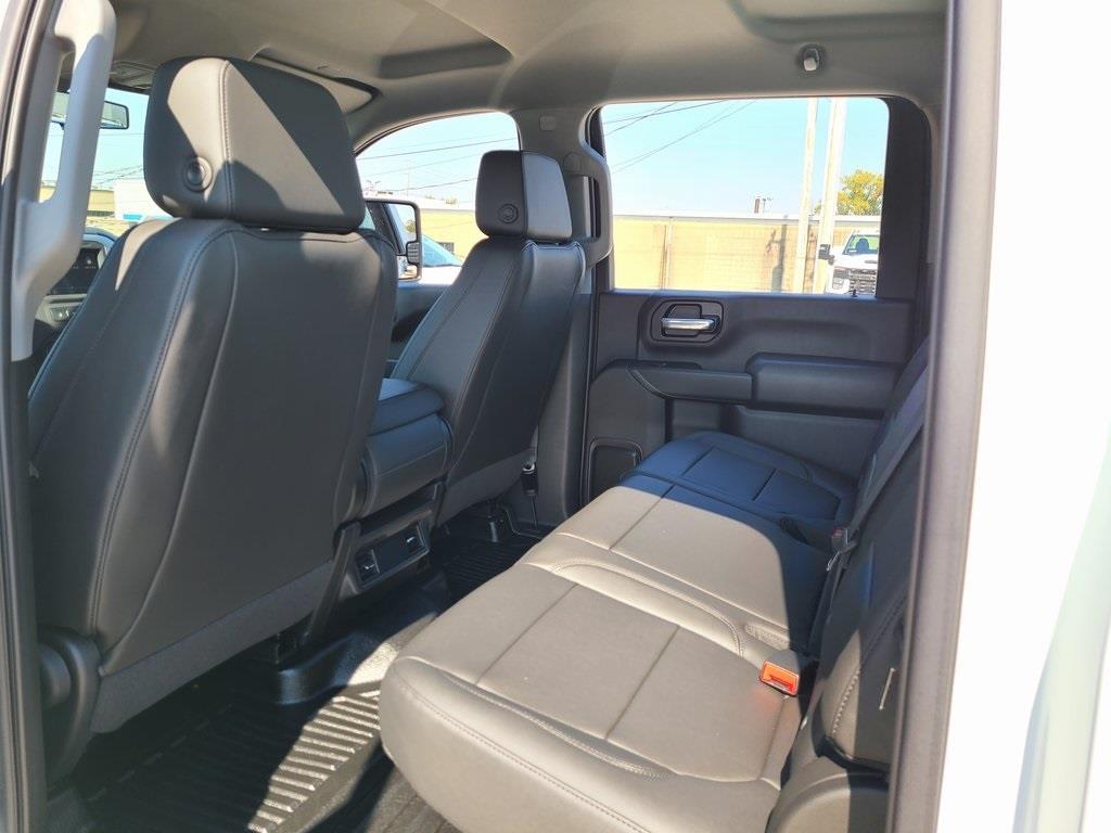 2020 Chevrolet Silverado 3500 Crew Cab DRW 4x4, Reading Service Body #F8690 - photo 8