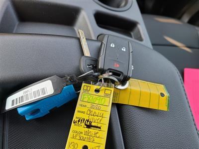 2020 Chevrolet Silverado 3500 Crew Cab DRW 4x4, Reading Service Body #F8690 - photo 17