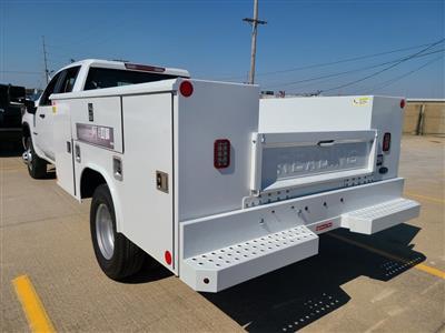 2020 Chevrolet Silverado 3500 Crew Cab DRW 4x4, Reading Service Body #F8690 - photo 6