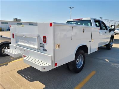 2020 Chevrolet Silverado 3500 Crew Cab DRW 4x4, Reading Service Body #F8690 - photo 2