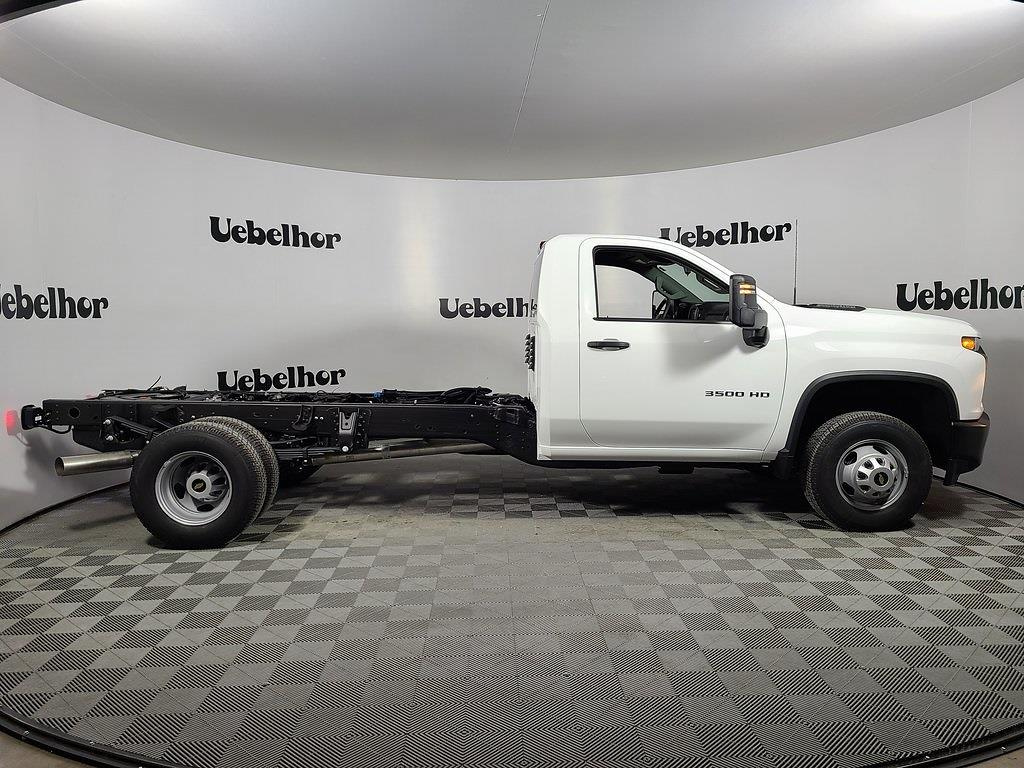 2020 Chevrolet Silverado 3500 Regular Cab DRW 4x4, Knapheide Service Body #ZT10000 - photo 1