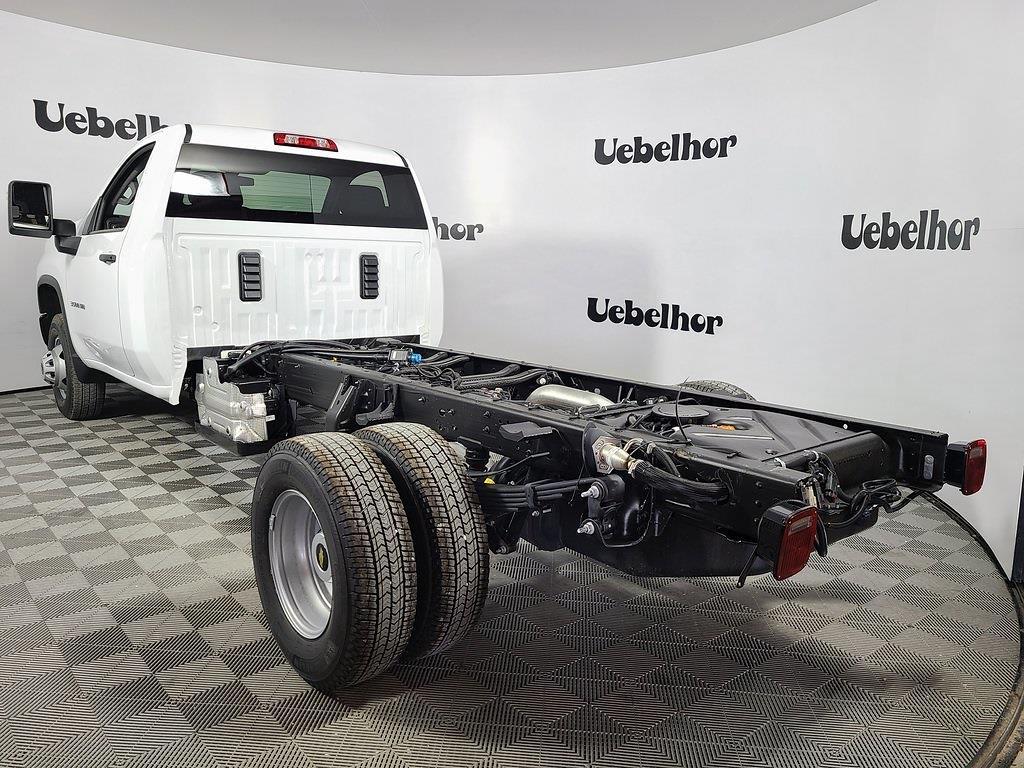 2020 Chevrolet Silverado 3500 Regular Cab DRW 4x4, Knapheide Steel Service Body #ZT10000 - photo 5