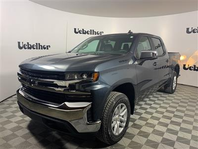 2021 Chevrolet Silverado 1500 Crew Cab 4x4, Pickup #ZT10021 - photo 4
