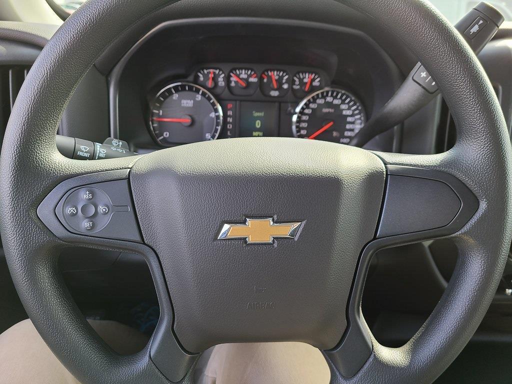 2020 Chevrolet Silverado 4500 Crew Cab DRW 4x2, Hillsboro GII Steel Platform Body #ZT10028 - photo 11