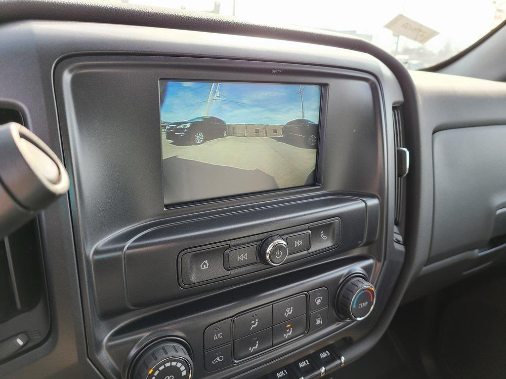 2020 Chevrolet Silverado 4500 Crew Cab DRW 4x2, Hillsboro GII Steel Platform Body #ZT10028 - photo 13