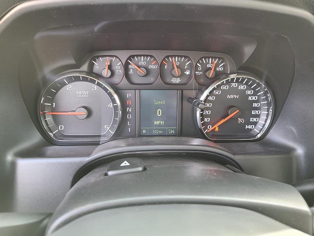 2020 Chevrolet Silverado 4500 Crew Cab DRW 4x2, Hillsboro GII Steel Platform Body #ZT10028 - photo 15