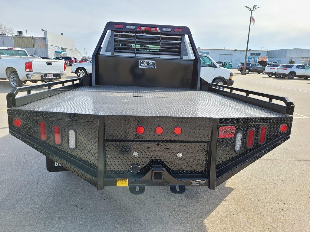 2020 Chevrolet Silverado 4500 Crew Cab DRW 4x2, Hillsboro GII Steel Platform Body #ZT10028 - photo 2