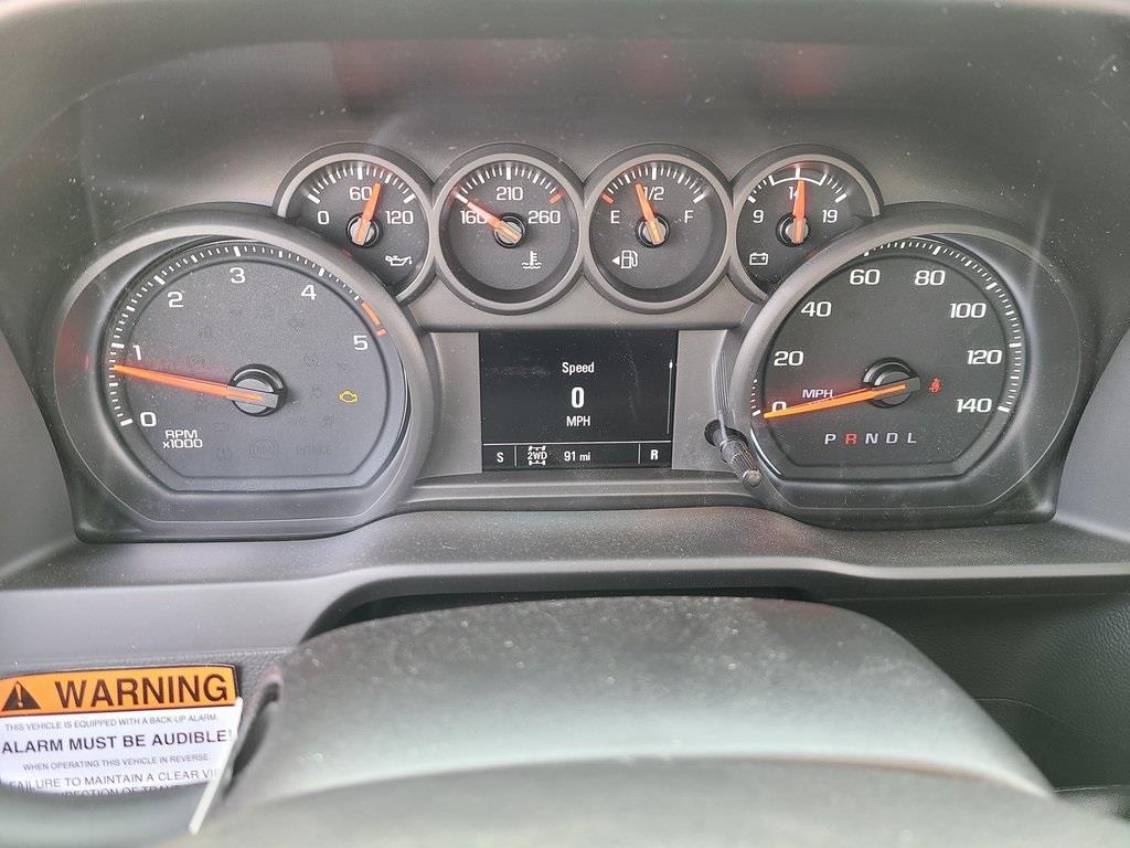 2020 Chevrolet Silverado 3500 Regular Cab DRW 4x4, Knapheide Steel Service Body #ZT10045 - photo 14