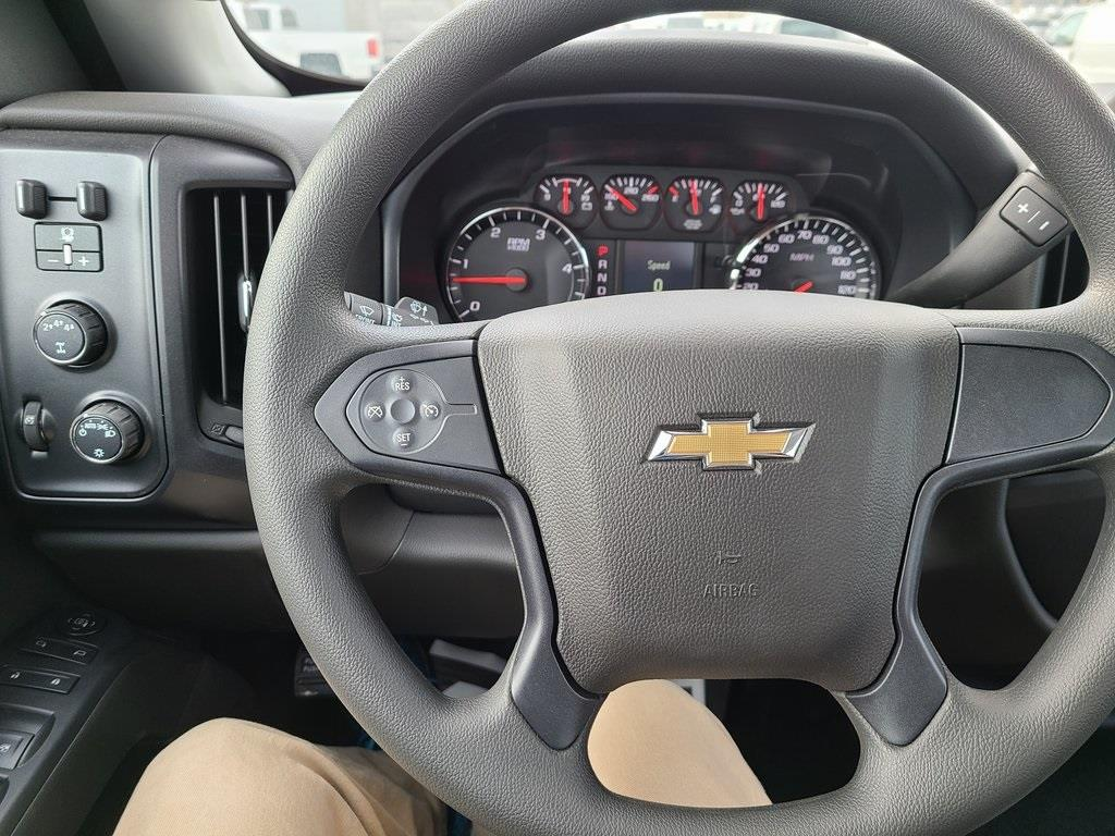 2020 Chevrolet Silverado 5500 Crew Cab DRW 4x4, Knapheide Steel Service Body #ZT10063 - photo 11