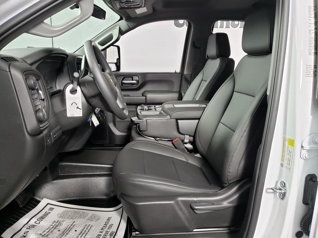 2021 Chevrolet Silverado 2500 Double Cab 4x4, Knapheide Steel Service Body #ZT10122 - photo 11