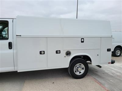 2020 Chevrolet Express 3500 4x2, Knapheide KUV Service Utility Van #ZT10133 - photo 5