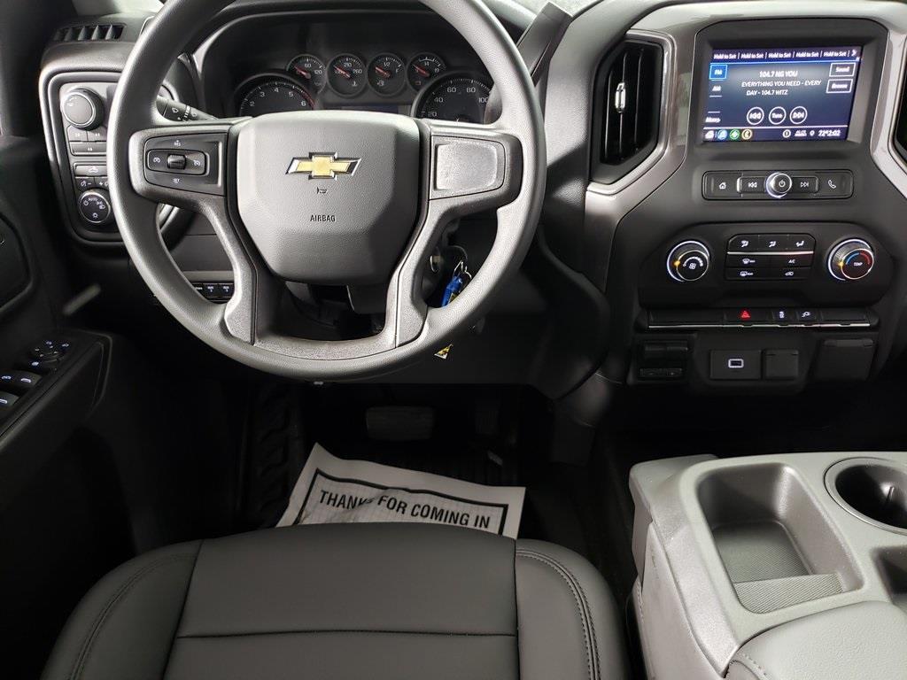 2021 Chevrolet Silverado 2500 Double Cab 4x4, Knapheide Steel Service Body #ZT10173 - photo 12
