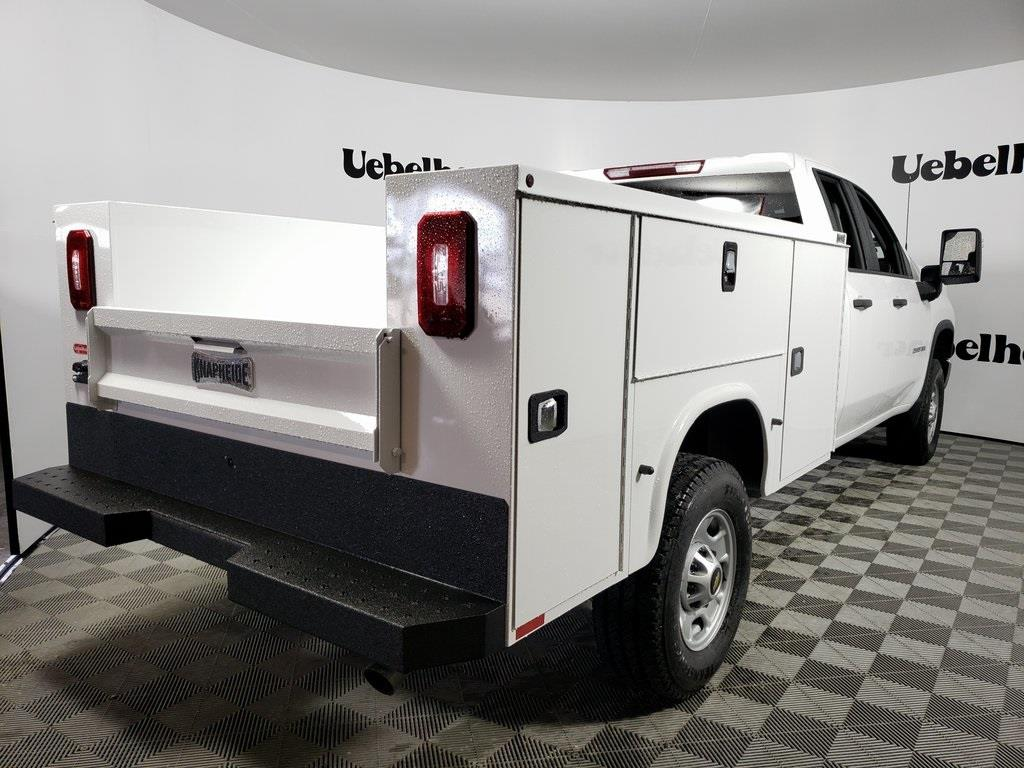 2021 Chevrolet Silverado 2500 Double Cab 4x4, Knapheide Steel Service Body #ZT10173 - photo 2