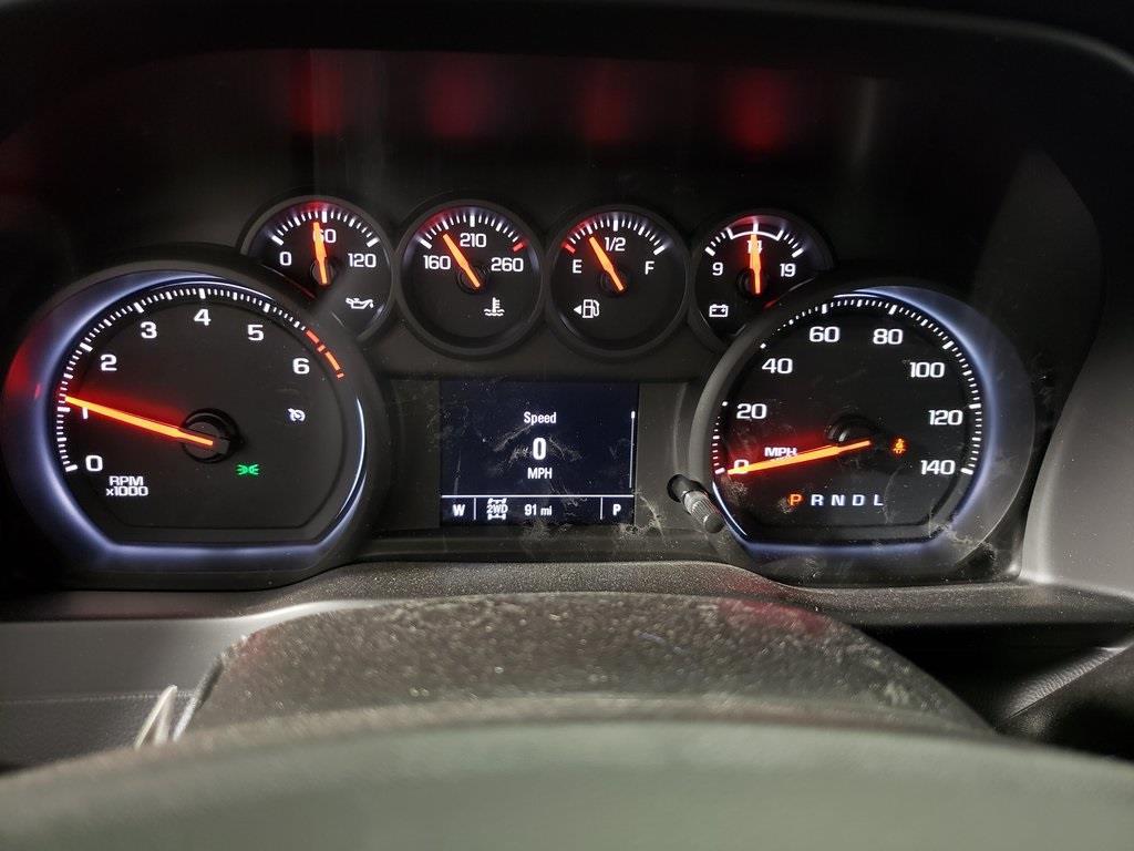 2021 Chevrolet Silverado 2500 Double Cab 4x4, Knapheide Steel Service Body #ZT10174 - photo 17
