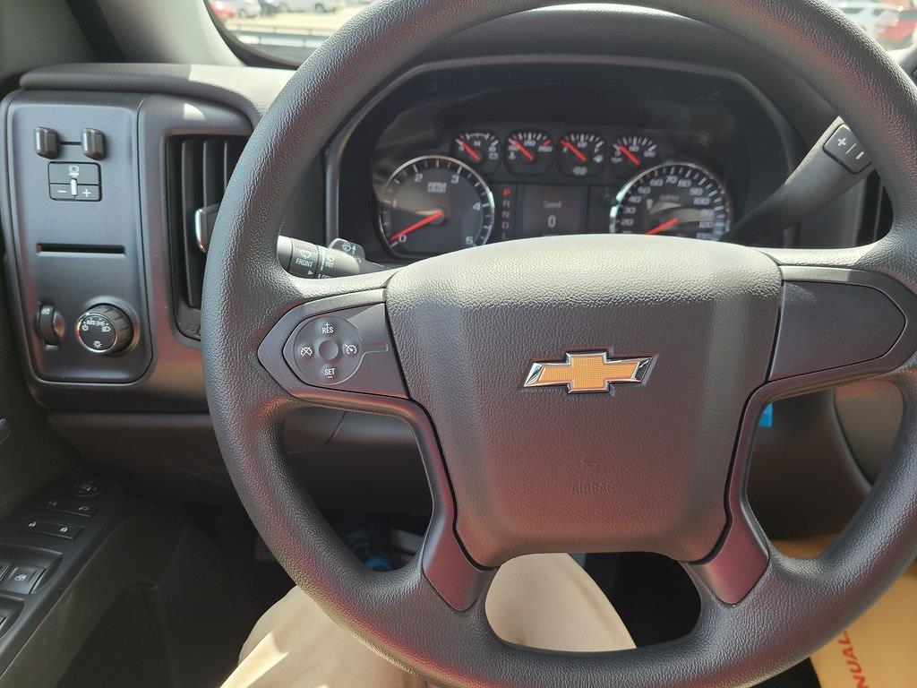 2020 Chevrolet Silverado 4500 Crew Cab DRW 4x2, Hillsboro GII Steel Platform Body #ZT10182 - photo 12
