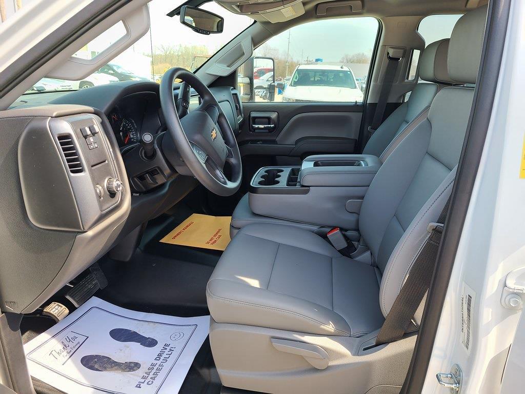 2020 Chevrolet Silverado 4500 Crew Cab DRW 4x2, Hillsboro GII Steel Platform Body #ZT10183 - photo 10