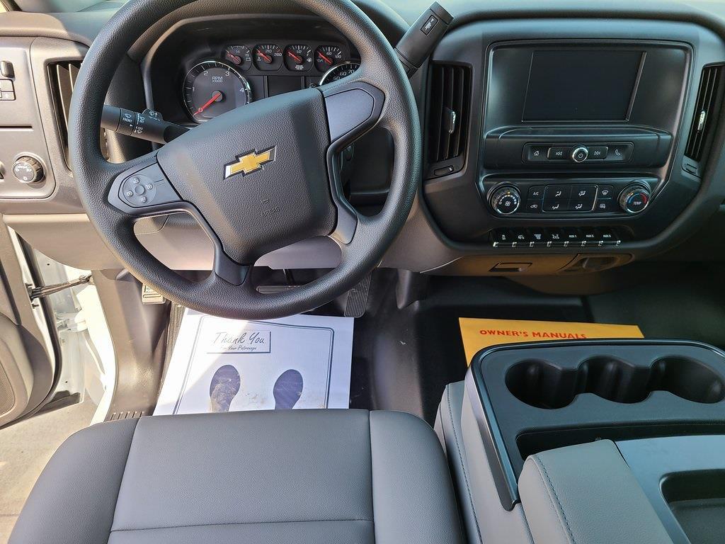 2020 Chevrolet Silverado 4500 Crew Cab DRW 4x2, Hillsboro GII Steel Platform Body #ZT10183 - photo 11