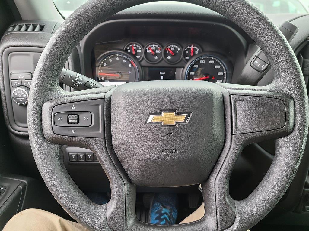 2021 Chevrolet Silverado 2500 Crew Cab 4x2, Reading SL Service Body #ZT10194 - photo 11