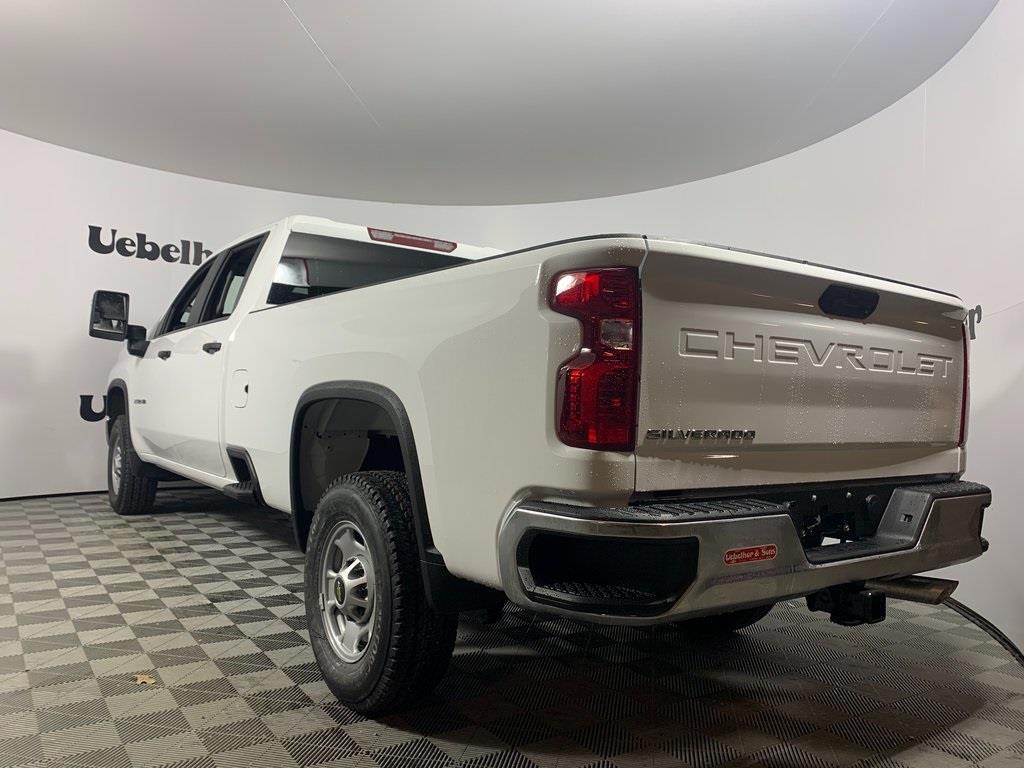 2021 Chevrolet Silverado 2500 Crew Cab 4x2, Pickup #ZT10229 - photo 2