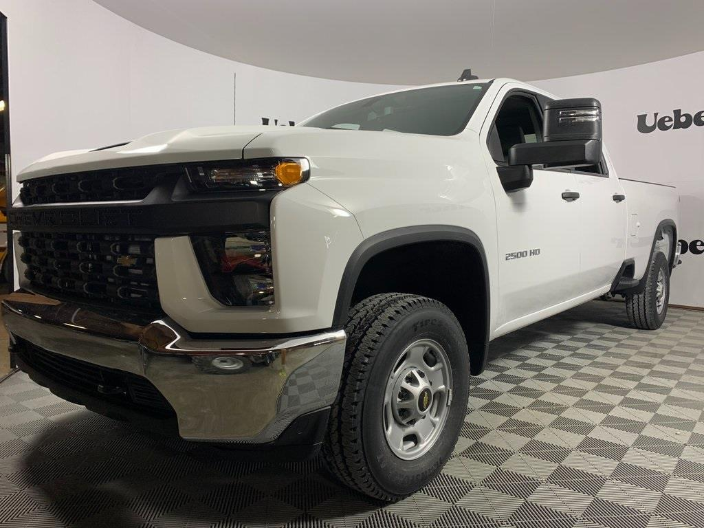 2021 Chevrolet Silverado 2500 Crew Cab 4x2, Pickup #ZT10231 - photo 1