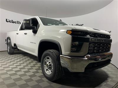 2021 Chevrolet Silverado 2500 Crew Cab 4x2, Pickup #ZT10231 - photo 3