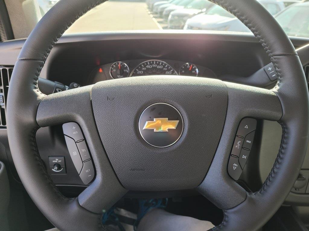 2021 Chevrolet Express 3500 4x2, Knapheide KUV Service Utility Van #ZT10239 - photo 10