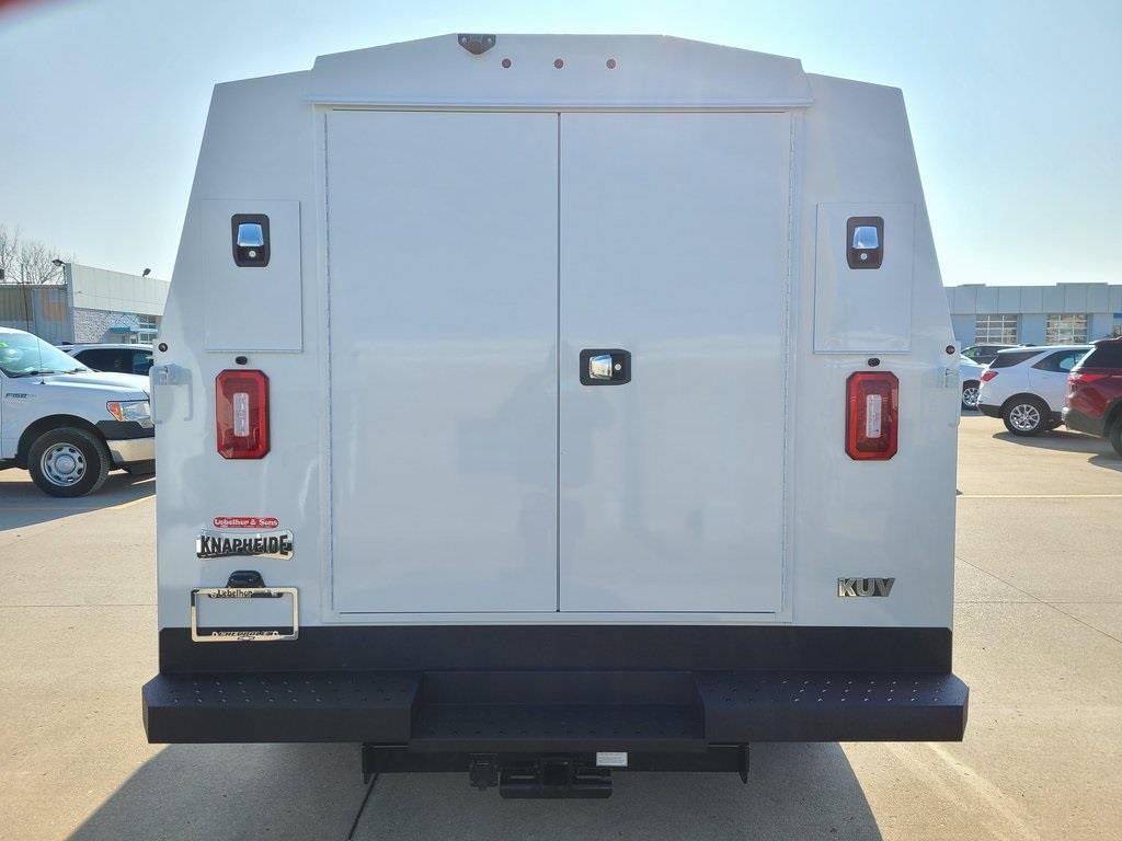 2021 Chevrolet Express 3500 4x2, Knapheide KUV Service Utility Van #ZT10239 - photo 2