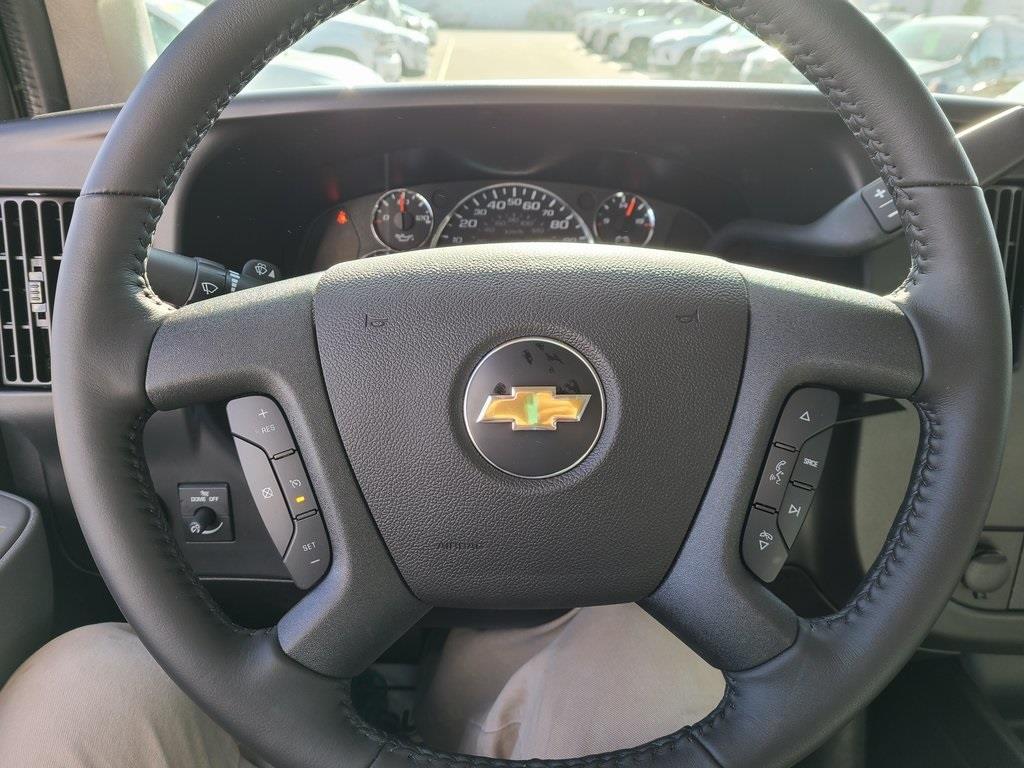 2021 Chevrolet Express 3500 4x2, Knapheide KUV Service Utility Van #ZT10240 - photo 10